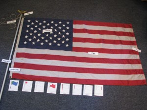 Parts of a Flag